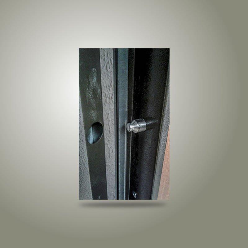Securiport  Bulon Antidesplazamiento